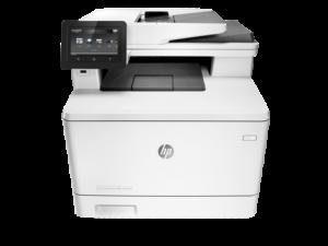 Pilote HP Color LaserJet Pro M377dw