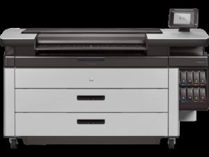 HP PageWide XL 5000