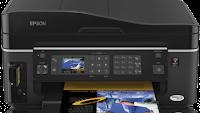 Télécharger Pilote Imprimante Epson Stylus SX600FW