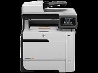 Pilote HP laserjet Pro 400 Color M475dn