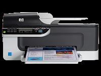 HP Officejet J4580 Pilote Imprimante Gratuit