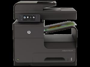 HP Officejet Pro multifonction X576dw