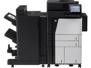 HP LaserJet Managed Flow M830zm