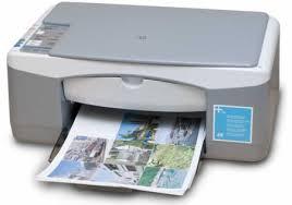 Pilote HP PSC 1410