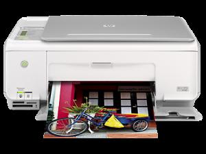 HP Photosmart C3100