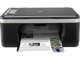 Télécharger Pilote Imprimante HP Deskjet F4100