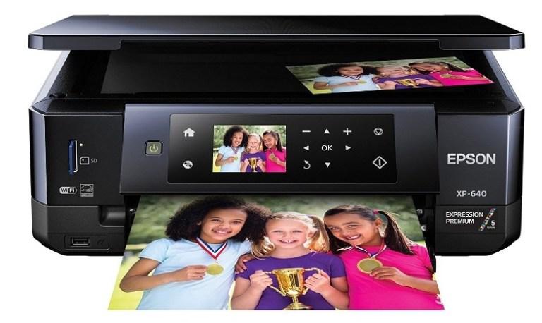 Télécharger Pilote Epson XP-640 Imprimante Gratuit