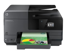 Télécharger Pilote Imprimante HP Officejet Pro 8610