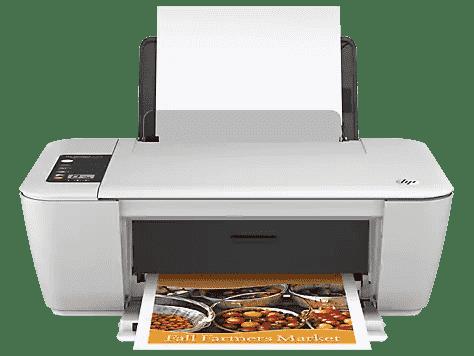 Pilote HP Deskjet 2548 Imprimante Gratuit