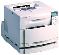HP Color LaserJet 4550