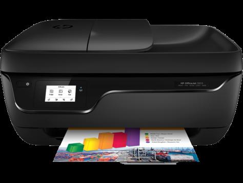 Pilote Imprimante HP OfficeJet 3833 Gratuit