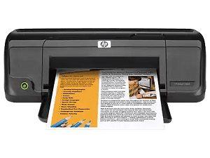 HP Deskjet D1668