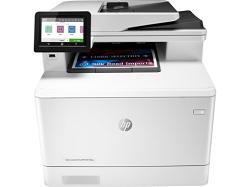 Télécharger Pilote HP Color LaserJet Pro MFP M479fdw